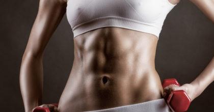 7 упражнений для плоского и рельефного живота