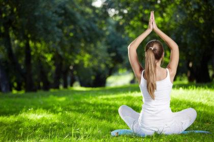 30 дней йоги подряд или как я изменилась