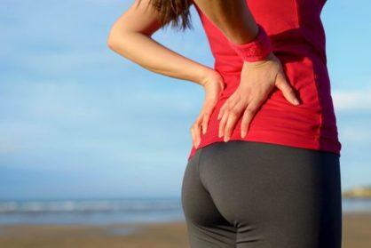 Отличная разминка  для усталой спины — «Поза позвоночника»