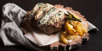 Что приготовить на ужин: говядина хассельбек