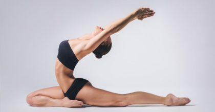 Йога для похудения за 30 минут