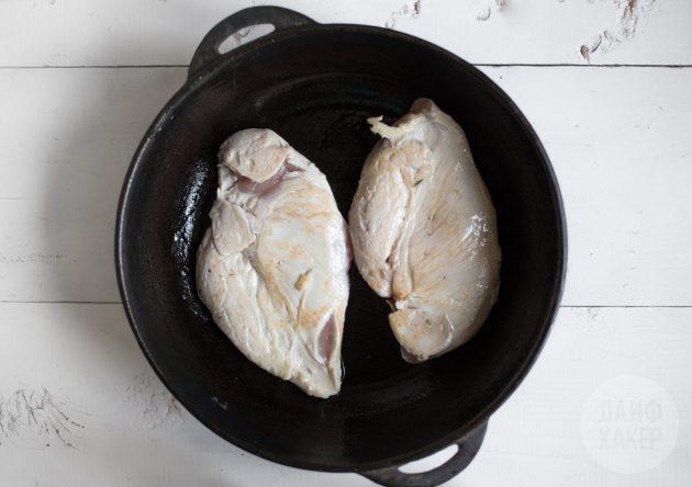 Как приготовить самое сочное куриное филе