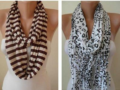 Как правильно носить женский шарф: 63 лучших варианта!