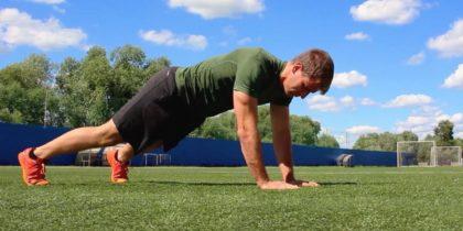 16 вариантов планки разнообразят ваши тренировки