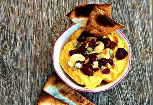 4 простых и полезных блюда из тыквы