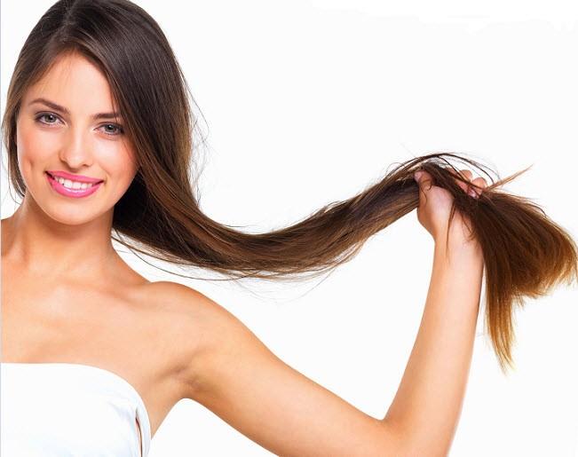 Попробуйте этот домашний рецепт для роста волос до 4 см в неделю!