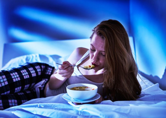 Чесночный суп! В 100 раз эффективнее антибиотиков!