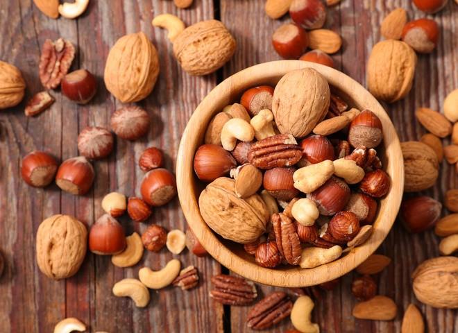 5 Полезных и вкусных орехов для красоты и здоровья